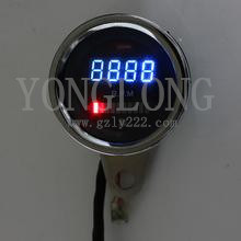 China Motorcycle LED Rpm Tachometer with Oil Meter - China