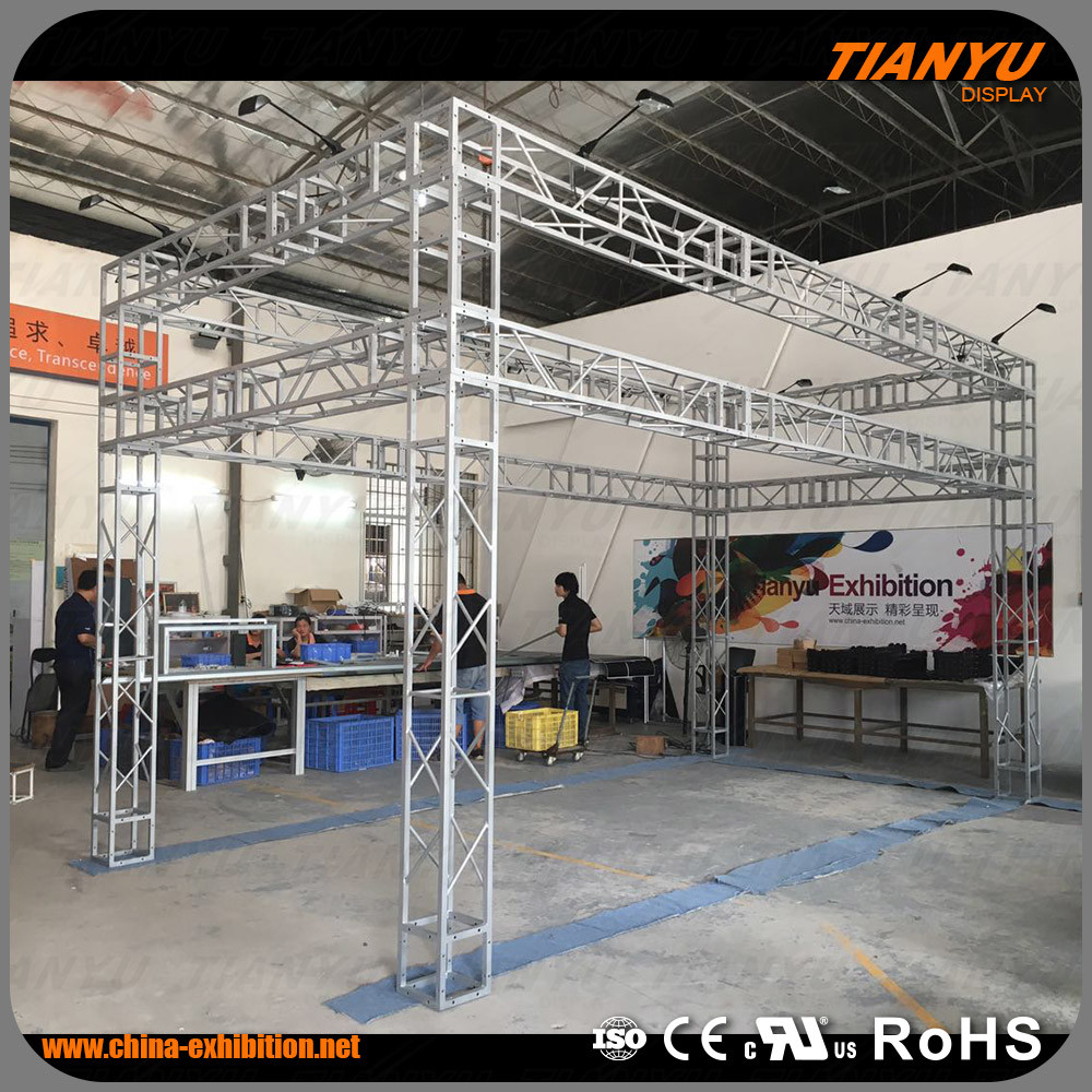 Used Aluminum Truss System for Expo Events pictures & photos