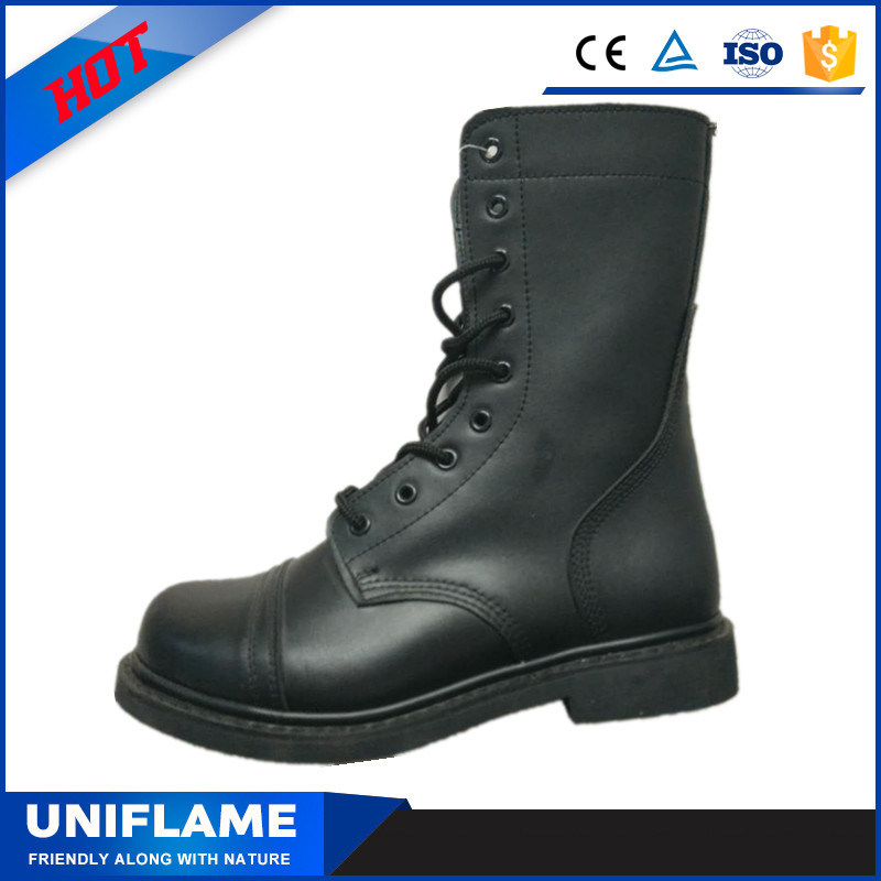 Half Cut Goodyear Leather Work Safety Boots pictures & photos