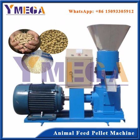 Competitive Price Good Condition Complete Poultry Feed Making Machine pictures & photos