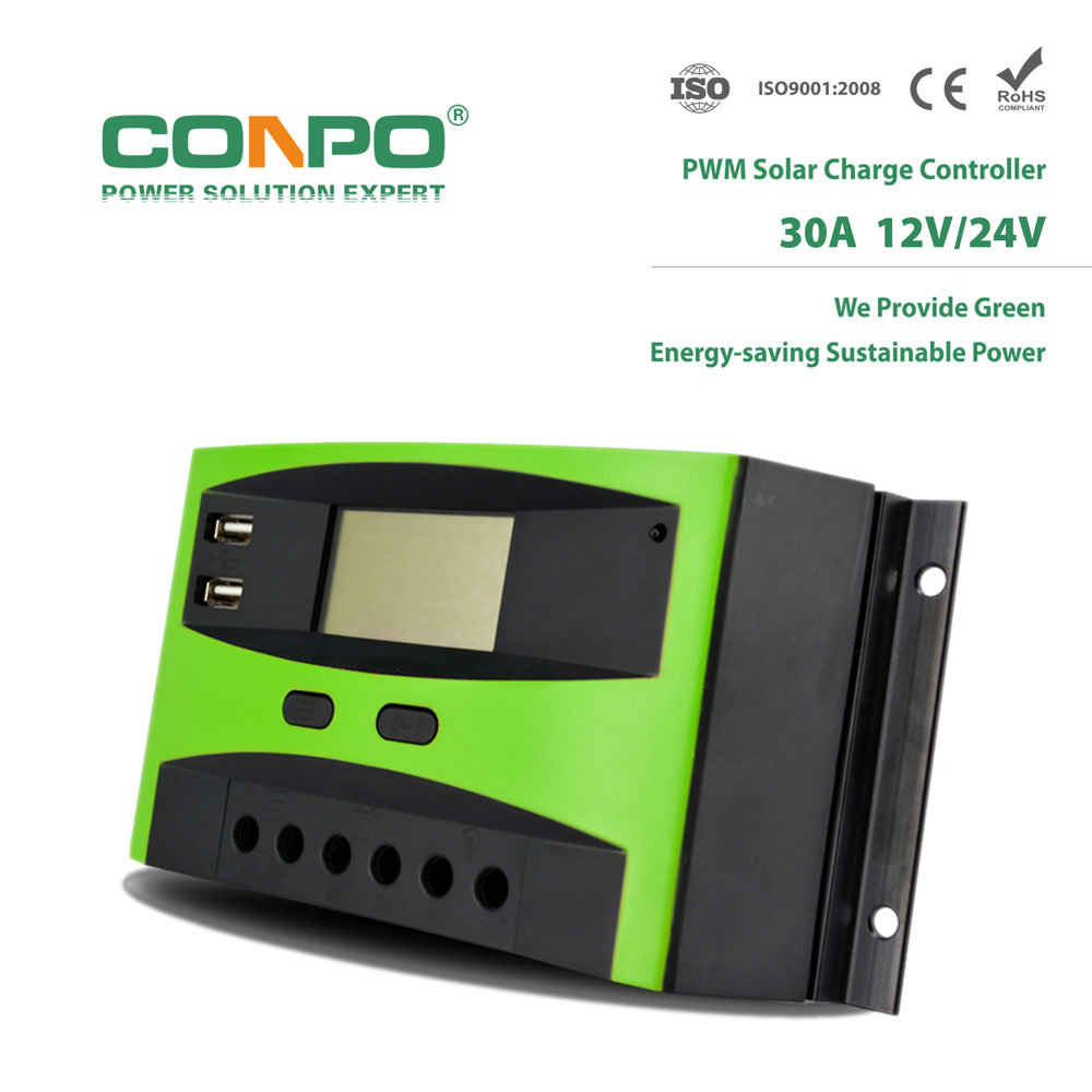 China Tk30du 30a 12v 24vauto Usb Lcd Pwm Solar Charger Schematic Manufacturers Controller