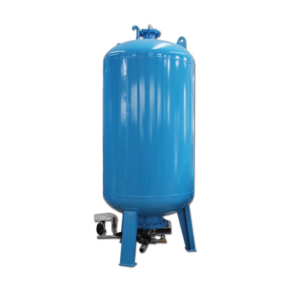 China Constant Pressure Expansion Water Tank in Water Refilling ...