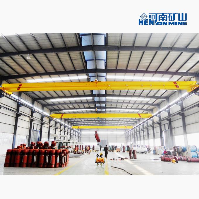 Single Girder Suspension Overhead Crane - Buy suspension