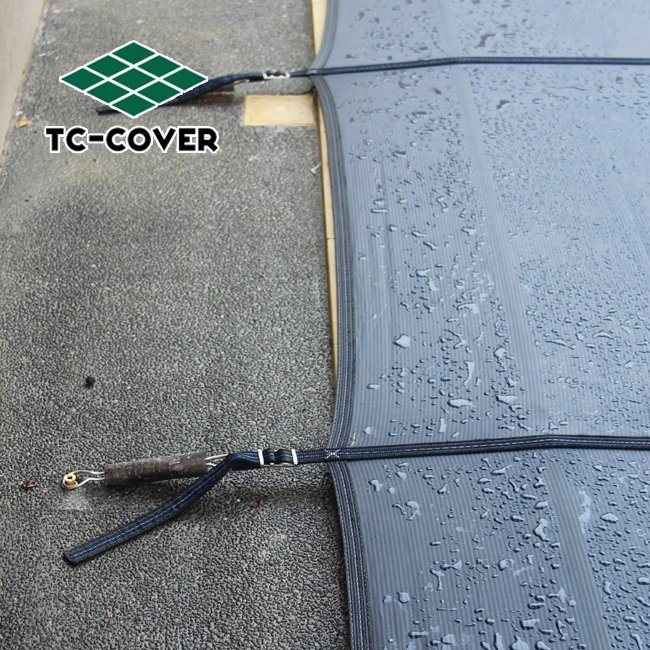 Outdoor Swimming Pool Cover, Safety PP Cover