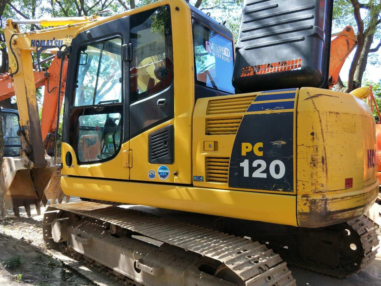 China Used Komatsu Excavator PC120 Crawler Excavator Original Japan for  Sale - China Used Excavator, Excavator