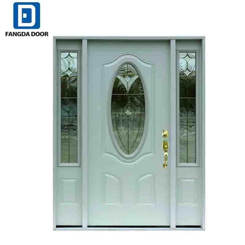 China Fangda Villa Popular Modern Front Door Designs Throughout House Doors China Entry Door Prehung Door