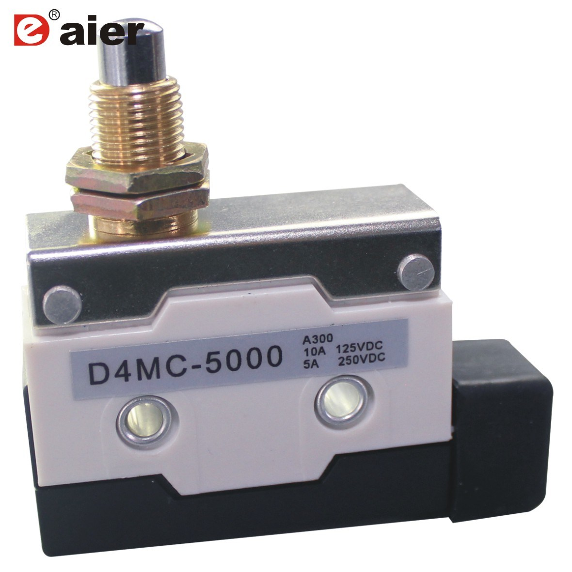China Electrical 5A Types of Snap Action Push Button Micro Switch ...
