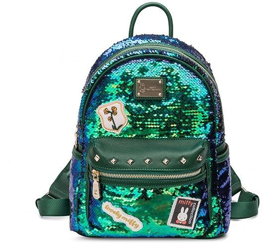 4d9e3aeae9b China Teens Women Travel Backpacks Custom Made PU Mini Backpack ...