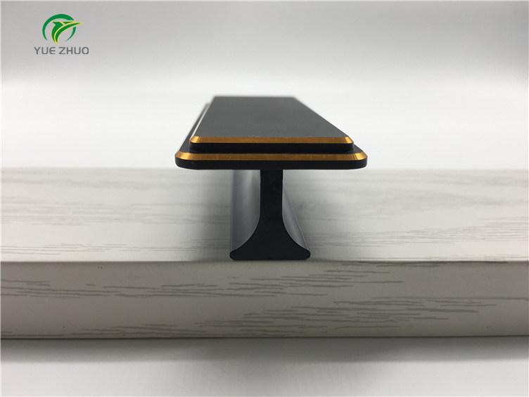 China European Style Black Kitchen Cupboard Aluminum Pulls ...