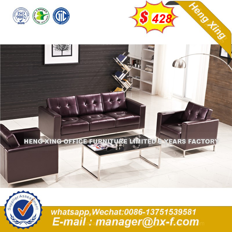 Swell Hot Item Retro Style Modern Design Reception Waiting Office Leather Sofa Hx S325 Inzonedesignstudio Interior Chair Design Inzonedesignstudiocom