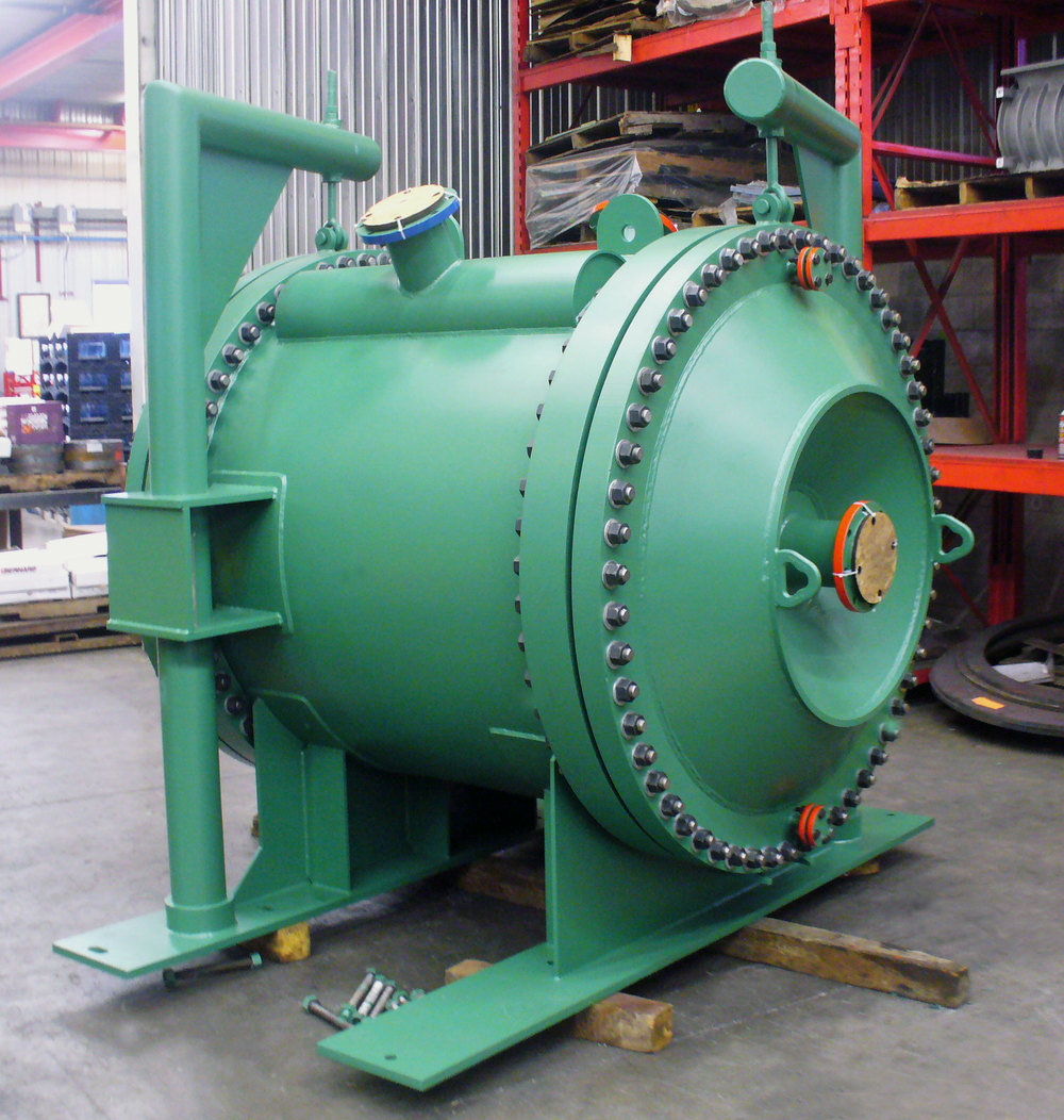 China Advanced Heat Exchanger for Heat Transfer Service - China Heat ...