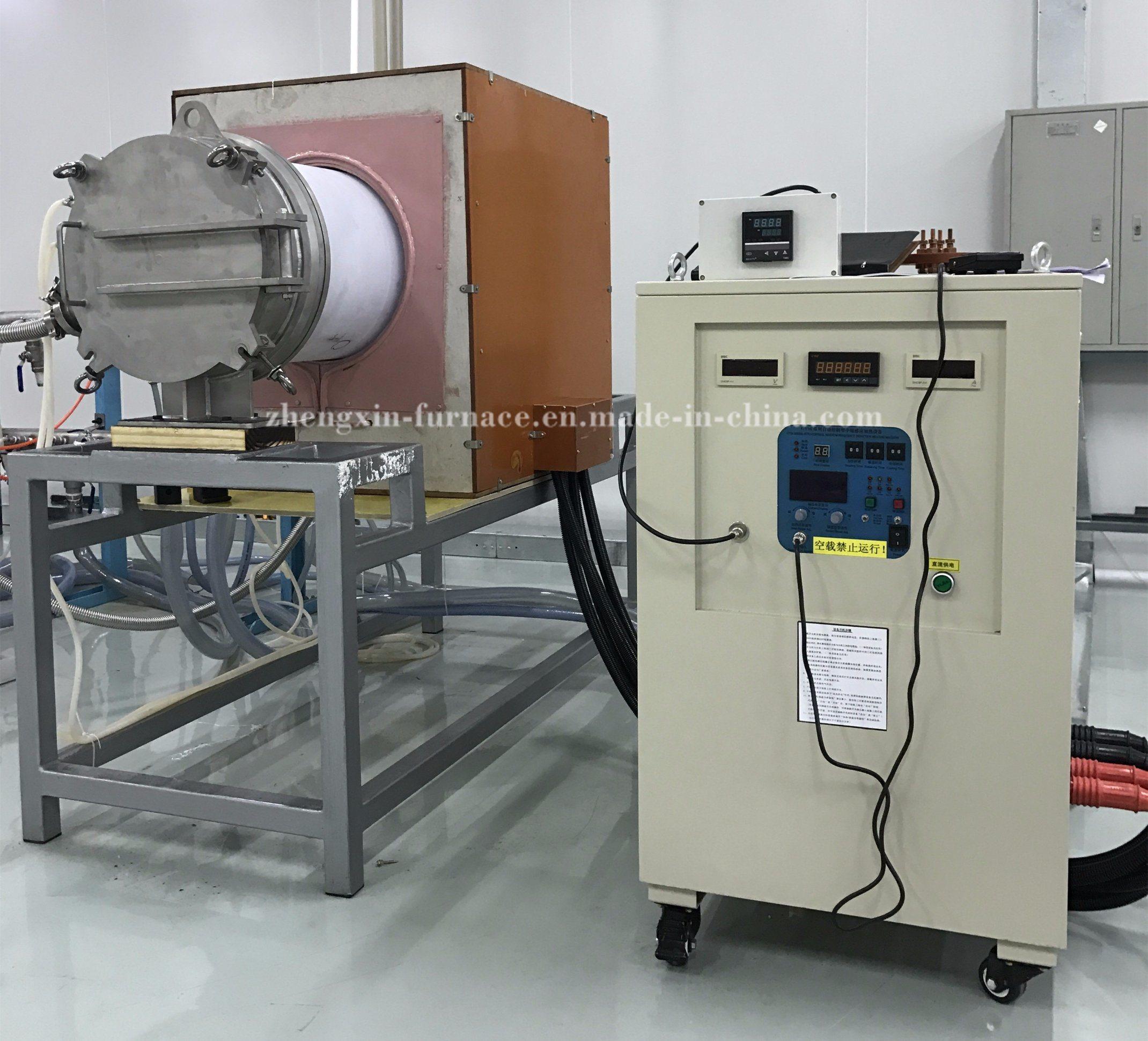 China Induction Heater Medium Frequency Igbt Heating Iii With Machine 120kw