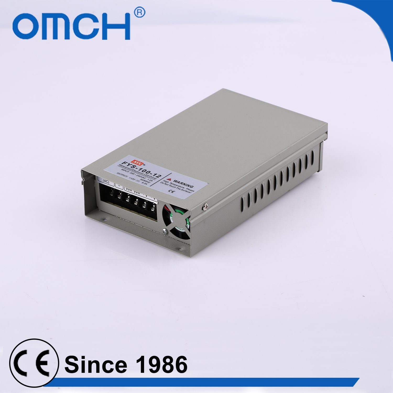 China 50w Waterproof Led Power Supply With Short Circuit And Series Protection Overload Switching Mode