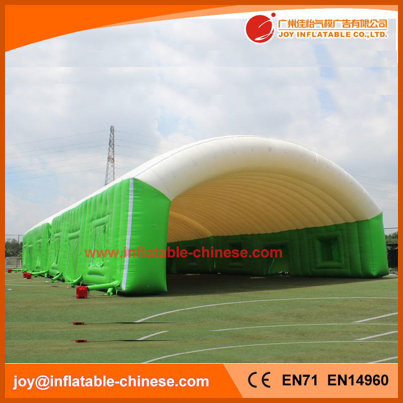 best cheap 9793f 0a129 [Hot Item] Giant Outdoor Inflatable Camping Tent for Wedding/Exhibition  Party Event (Tent1-122)