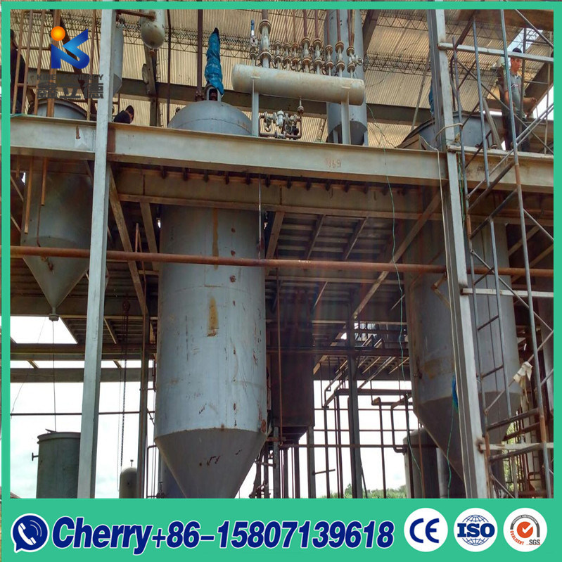 [Hot Item] Malaysia Palm Oil Refinery/Palm Oil Refinery Plant/New  Technology Mini Edible Crude Palm Oil Refinery Plant Capital Cost