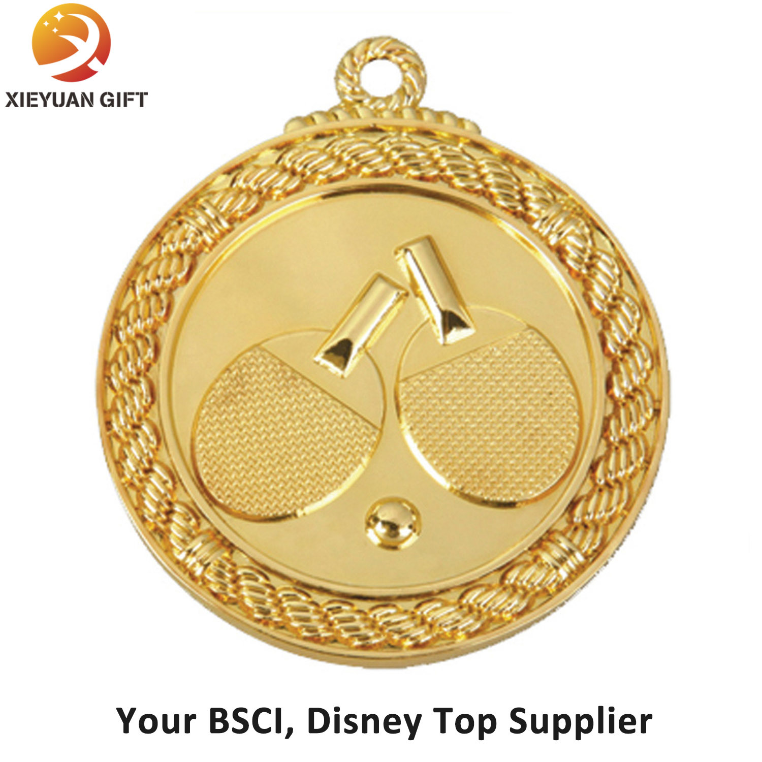 Sport Gold Pingpong Medal Products pictures & photos
