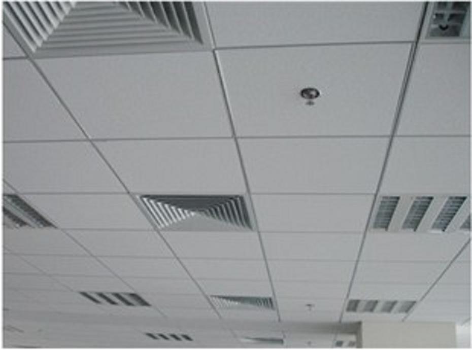 Hot Item 603 1212mm Mineral Fiber Suspended Acoustic Ceiling Tiles