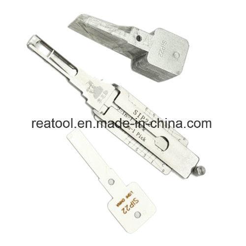 Car Locksmith Tools For Original Lishi Sip22 In Locksmith Tool Car Tools China