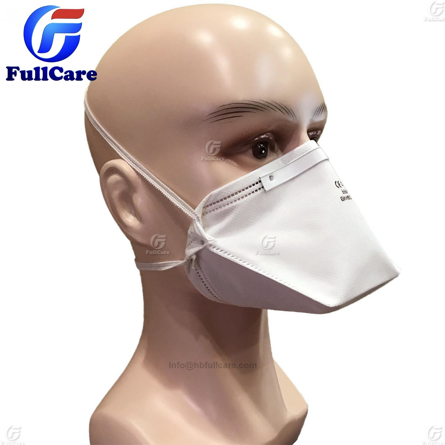 Duckbill Gas hot Chemical N95 Pm2 Item Valve 5 Ffp1 Pollution Respirator Mask Ffp2 Anti Ctive Cleanroom Dust Haze No