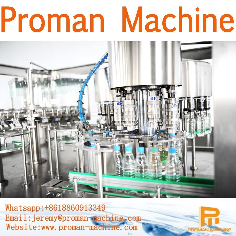 Packaged Drinking Water Plant Manufacturer