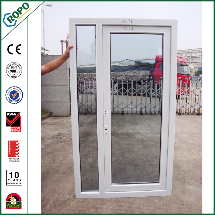 China Front Door Pvc Door Impact Resistant Door Price China