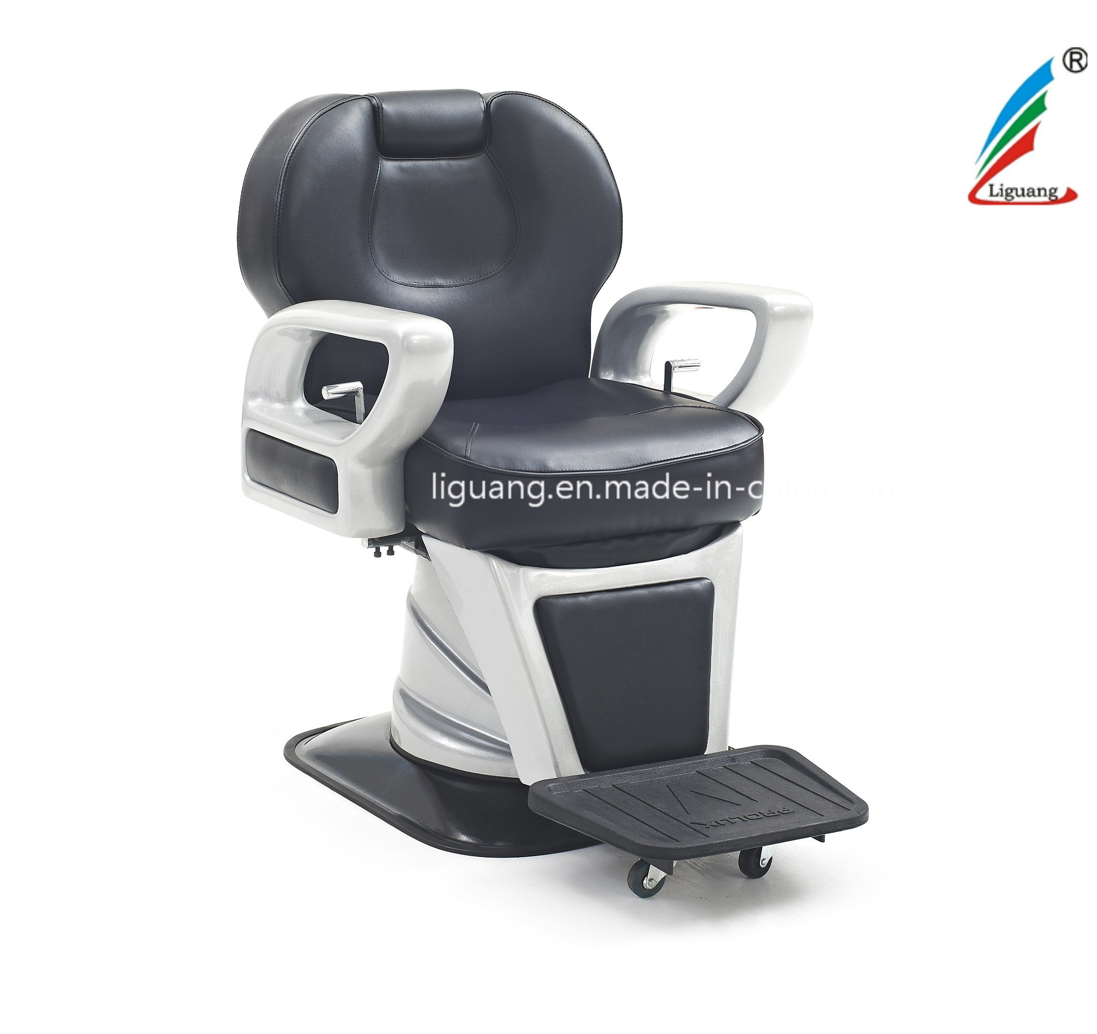 China Salon Barber Chair Portable Reclining Barber Chair