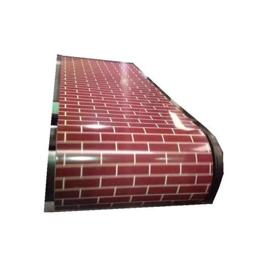 China Brick Red/Pepsi Blue/Graphite Grey Color PPGI/PPGL