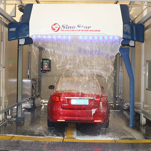 Auto Car Wash >> Hot Item Hot Selling Outdoor Touchless Type Auto Car Wash Machine S9