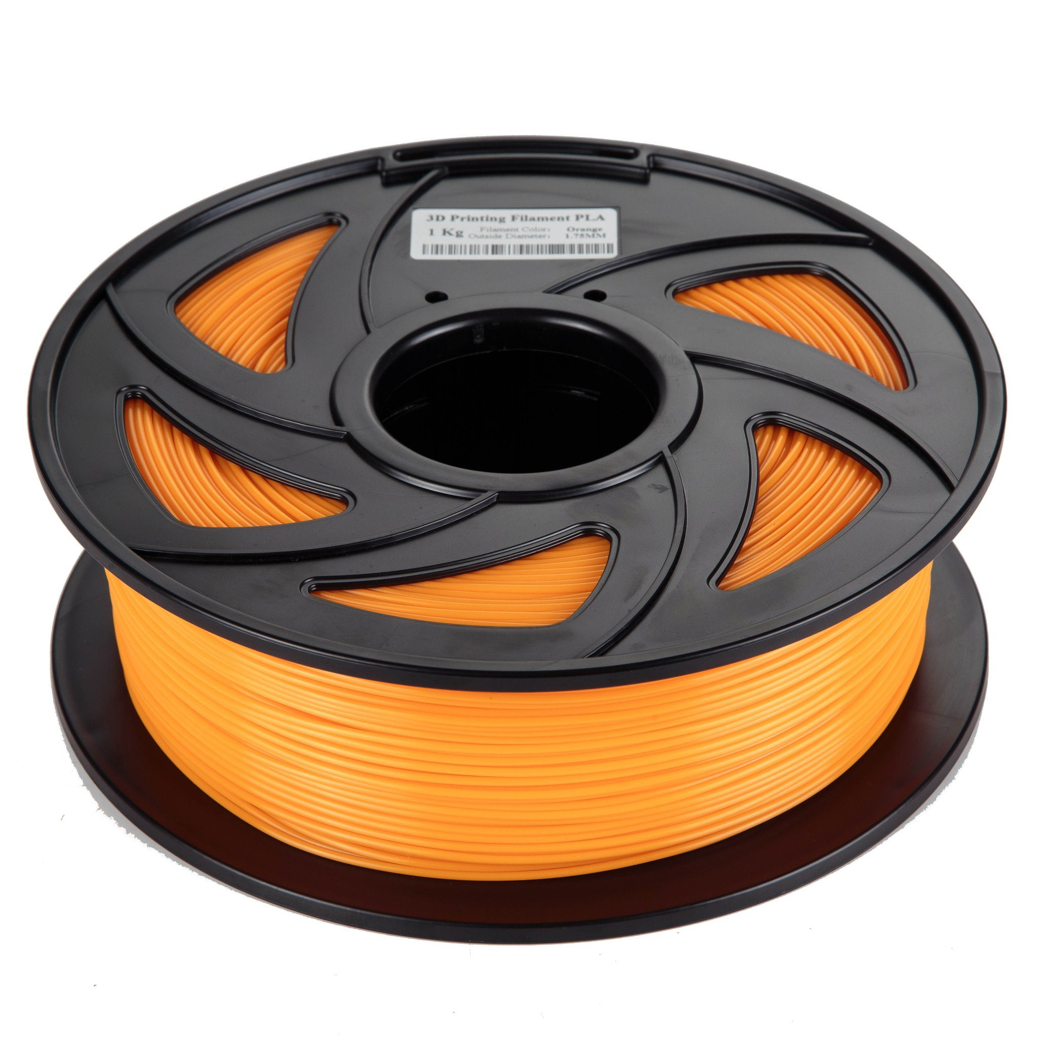 1Kg spool of YELLOW Premium quality PLA 3D printer filament 1.75mm suitable for most 3D printers