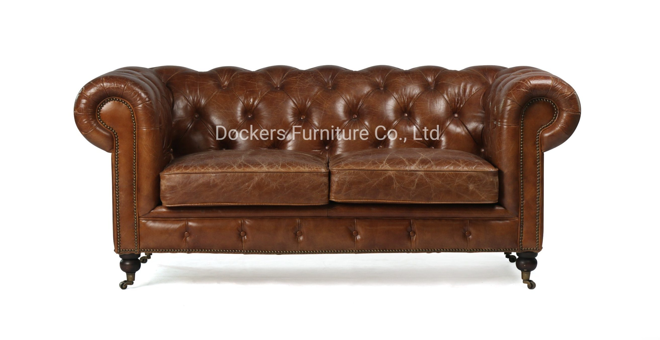 - China Home Furniture Living Room Rustic Style Vintage Cigar