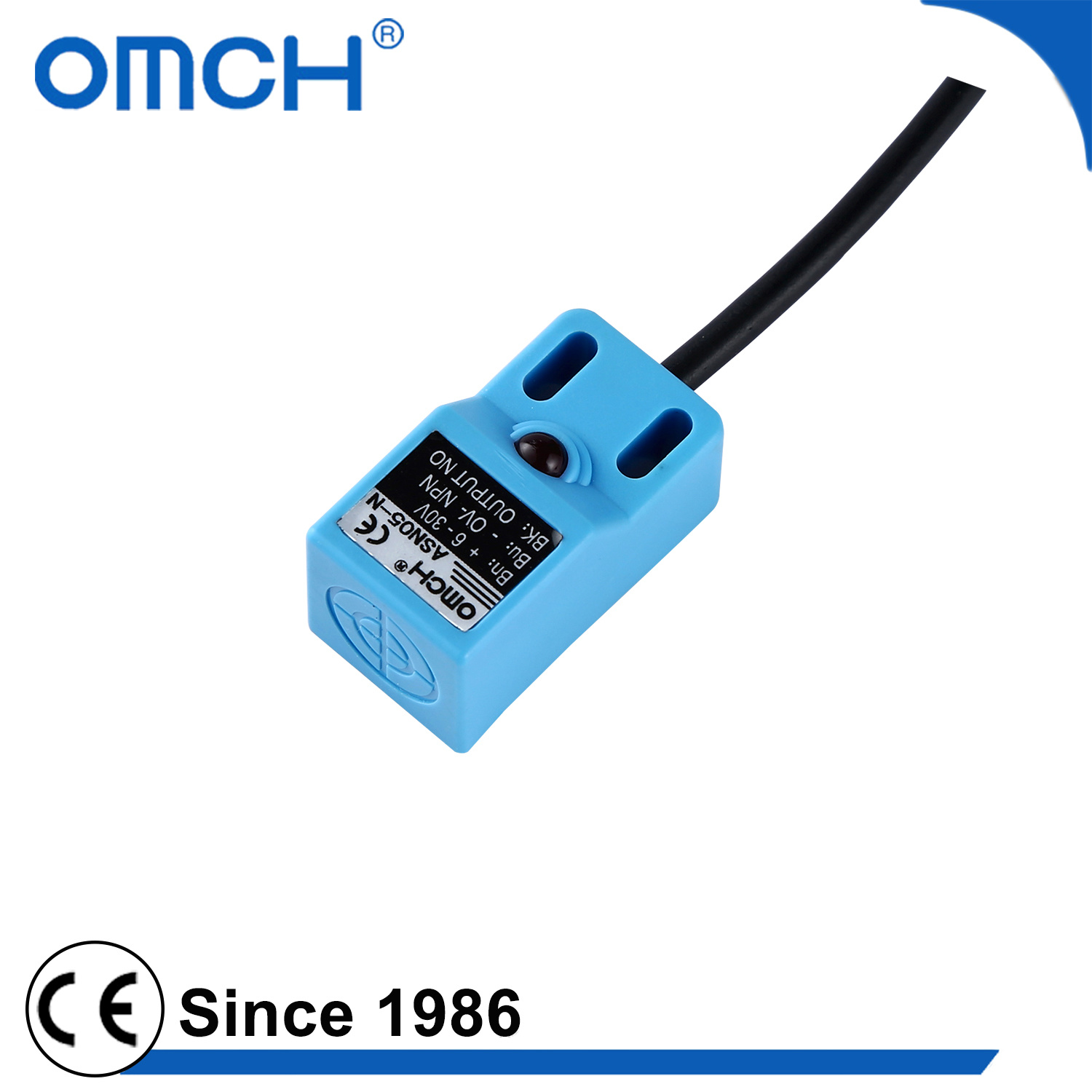 China Omch Manufacturing Ce Sn05 5mm Detectance ABS Waterproof ...