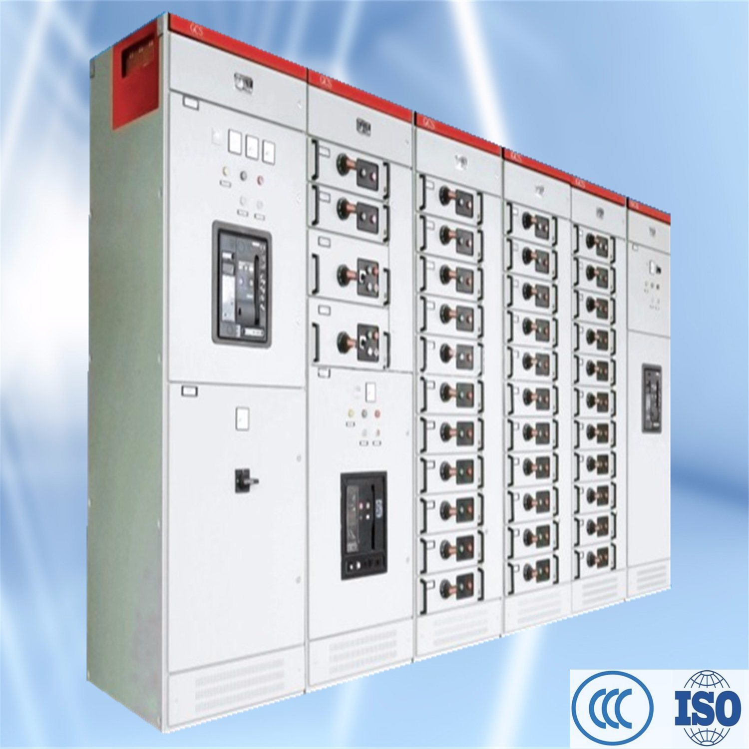 [Hot Item] Low Voltage Switchgear and Controlgear with ABB, Ge, Schneider, on