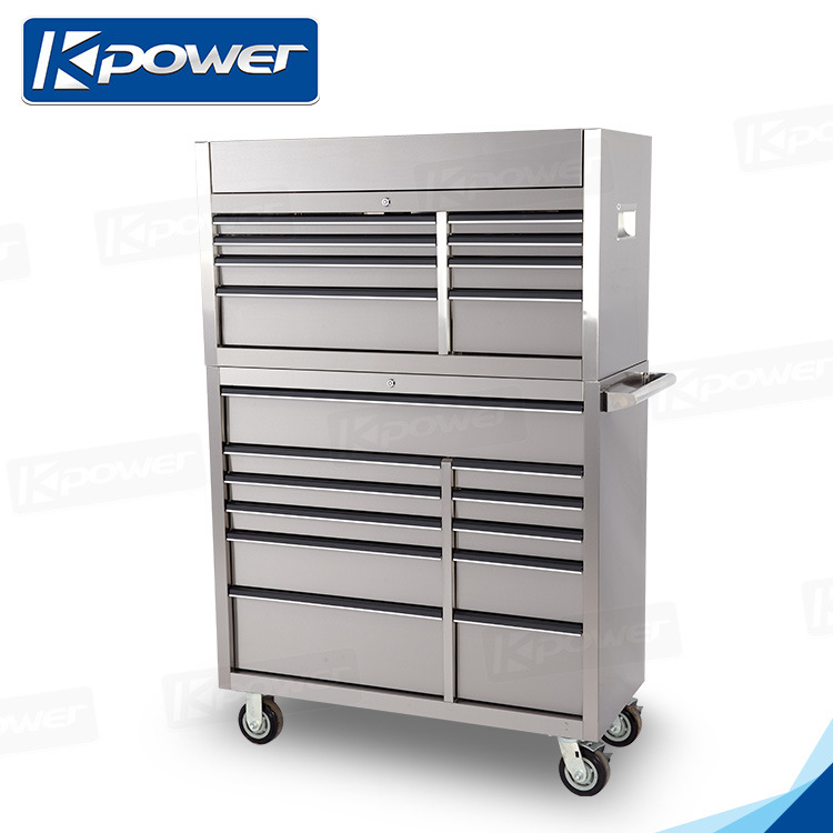 China 42inch Stainless Steel Heavy Duty, Stainless Steel Tool Cabinet