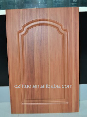 China Wood Pattern Decorative PVC Furniture Covering Paper For Kitchen  Cabinet Door   China PVC Furniture Covering Paper, PVC Furniture Paper For  Kitchen ...