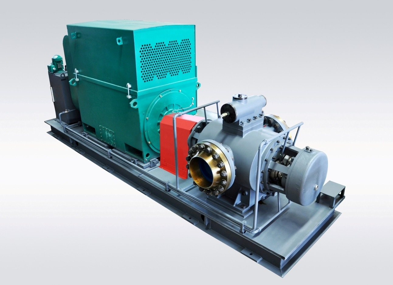Pump Skid-Mounted System/Double Screw Pump