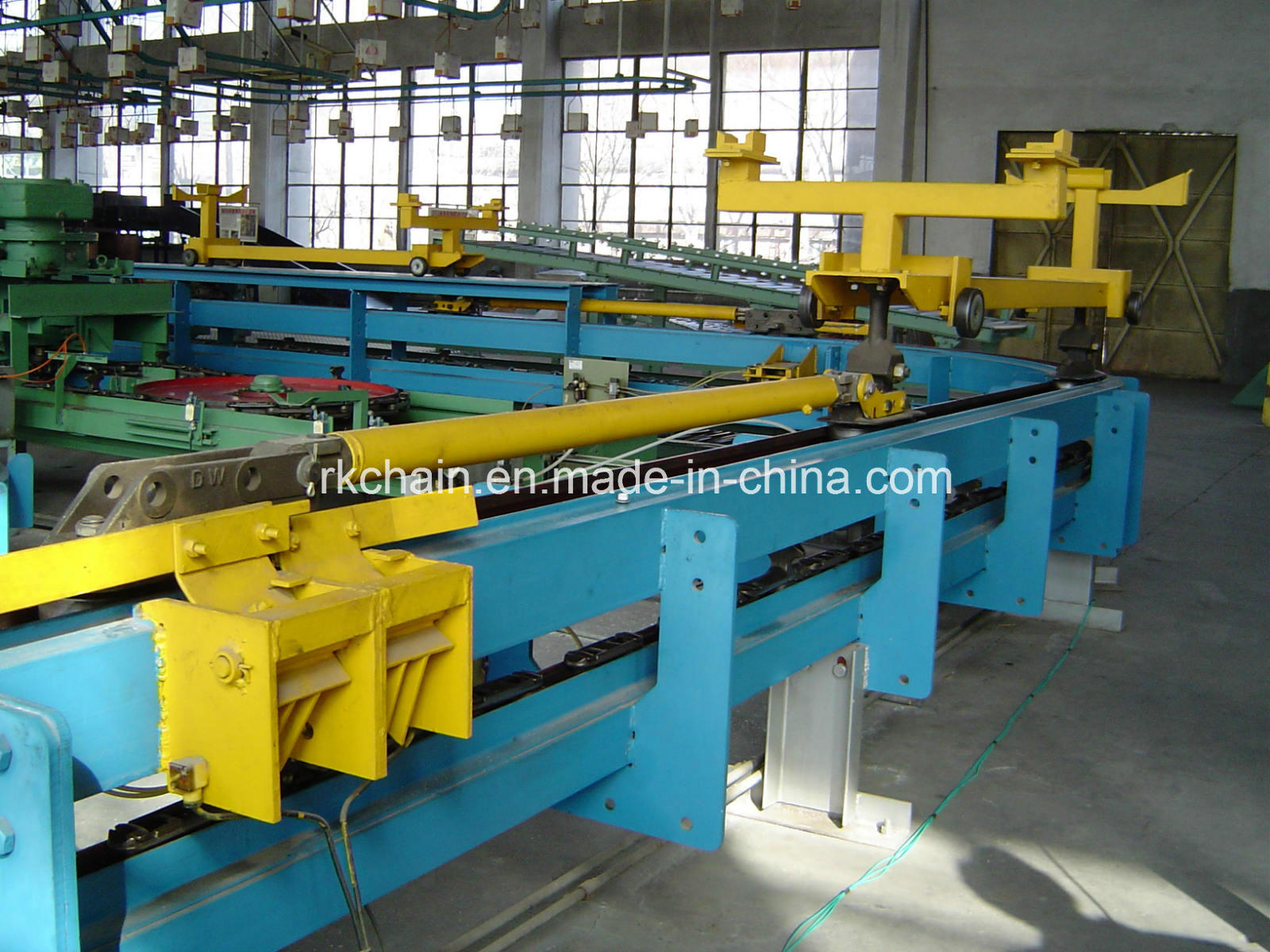 "(3""4""6"") Chain Conveyor for Overhead Conveyor System pictures & photos"