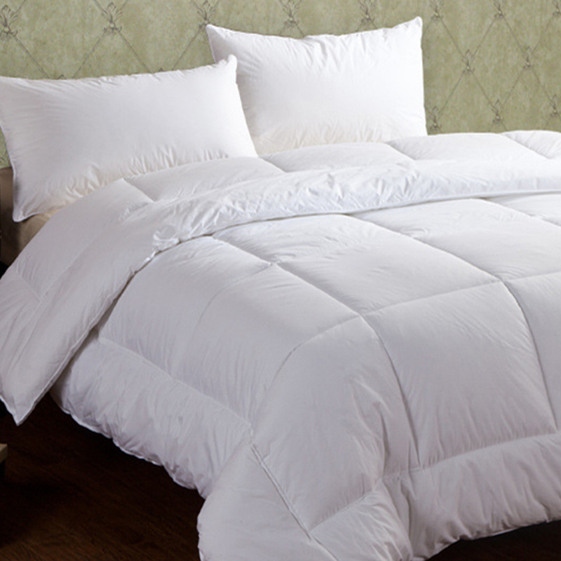 Hotel Guest Bedding Set (BE-005) 100% Cotton Duvet & Duvet Cover