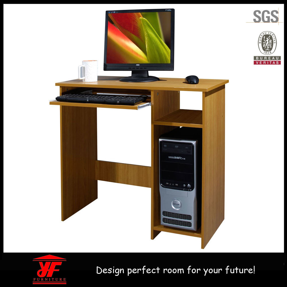 China Wooden Home Office Furniture Computer Table Models with Prices ...