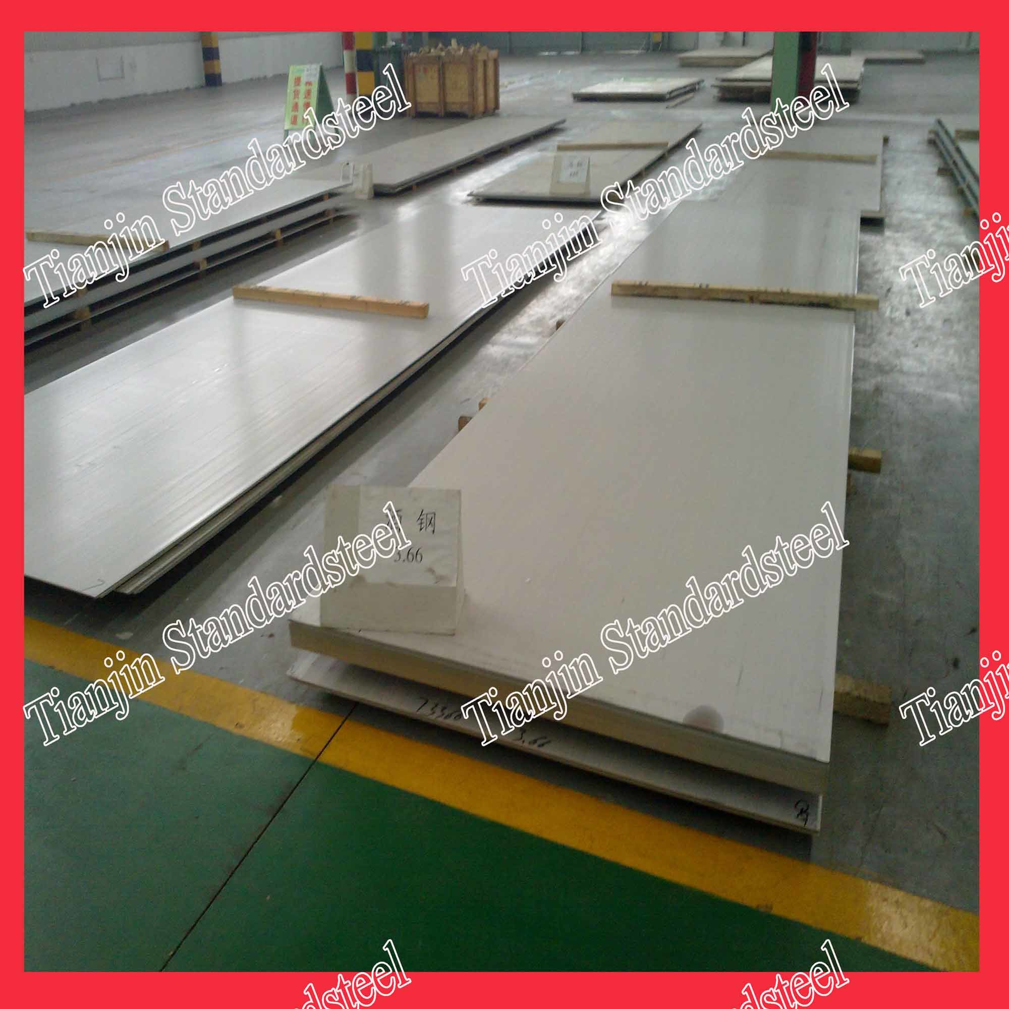 Stainless Steel Sheet (304 304L 316 316L 321 310S 430) pictures & photos