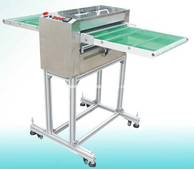 PCB Roller Clean Machine, PCB Dust Cleaner