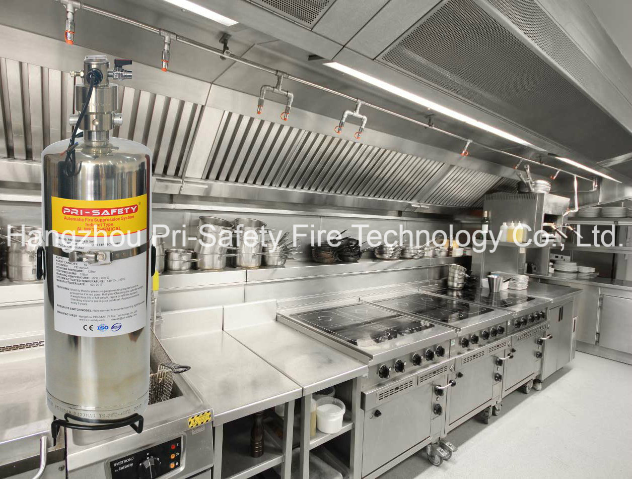 China Home Commercial Kitchen Fire Suppression System China Home Commercial Kitchen Fire Suppression System Kitchen Fire Suppression Systems