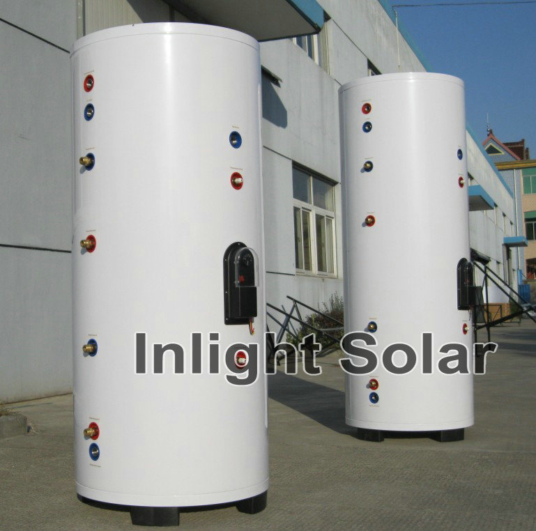 China High Quality High Pressure Solar Water Boiler - China Solar ...