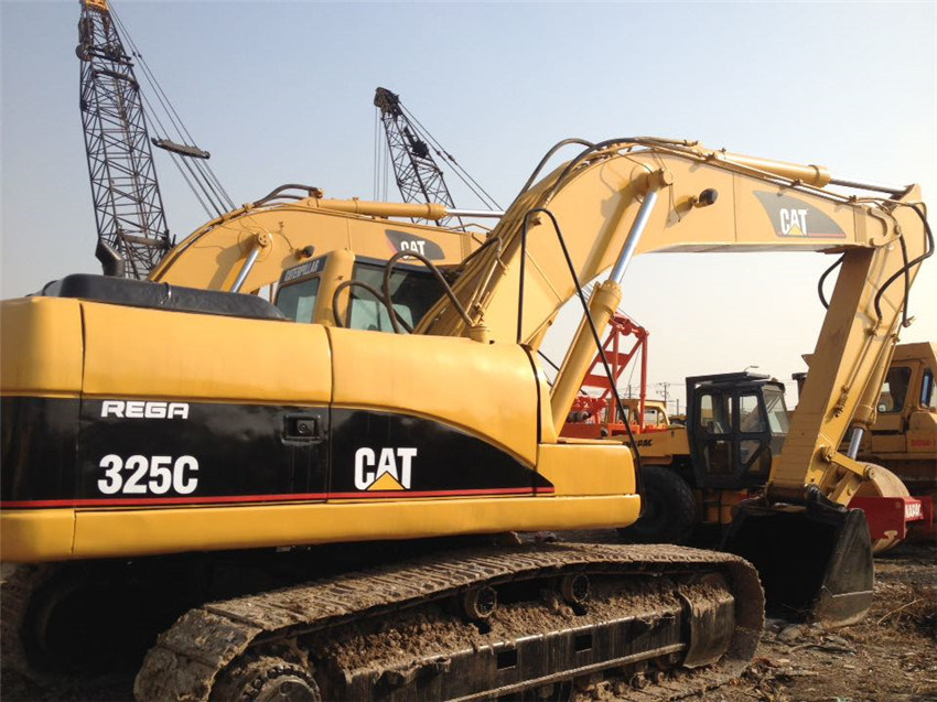 Used Caterpillar Crawler Excavator 325c