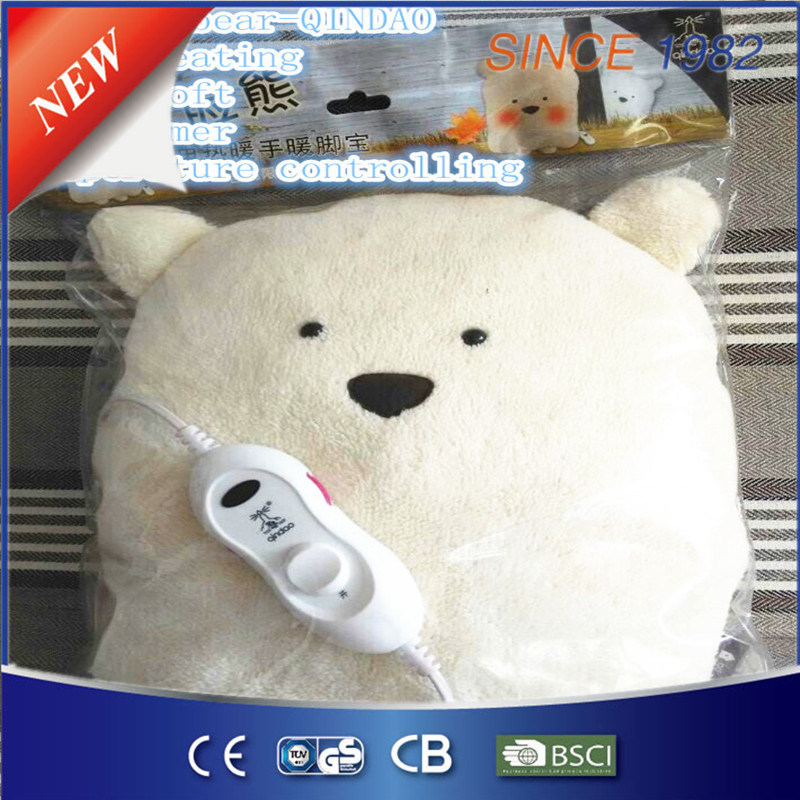 Fashion Bear Heating Hand Warmer with Timer