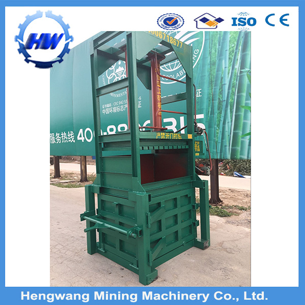Popular Baler Machine for Used Clothing