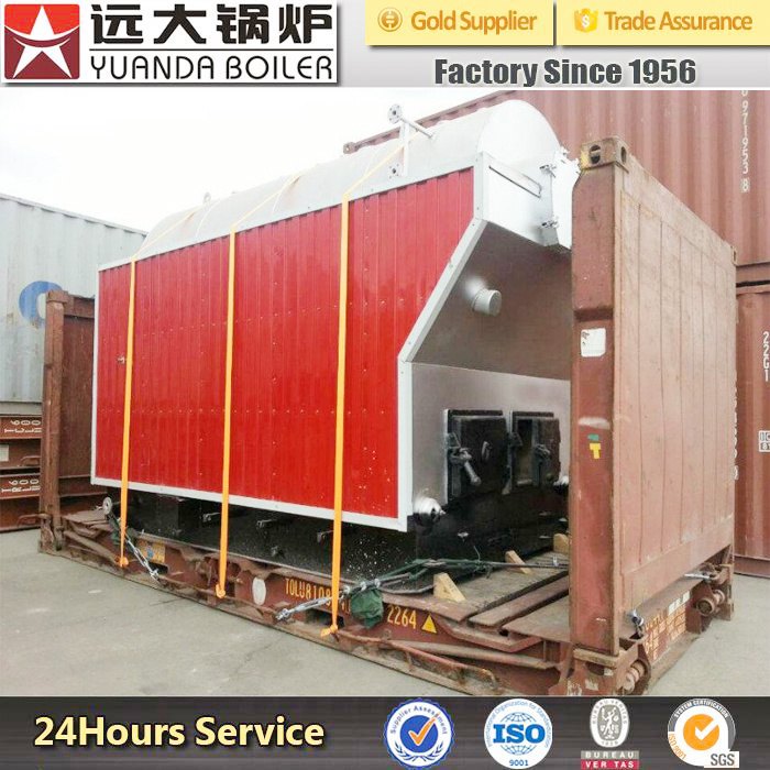 Best Price 1 Ton 2 Ton 4 Ton 6ton Small Wood Log Firewood Fired Steam Boiler Machine for Sale pictures & photos