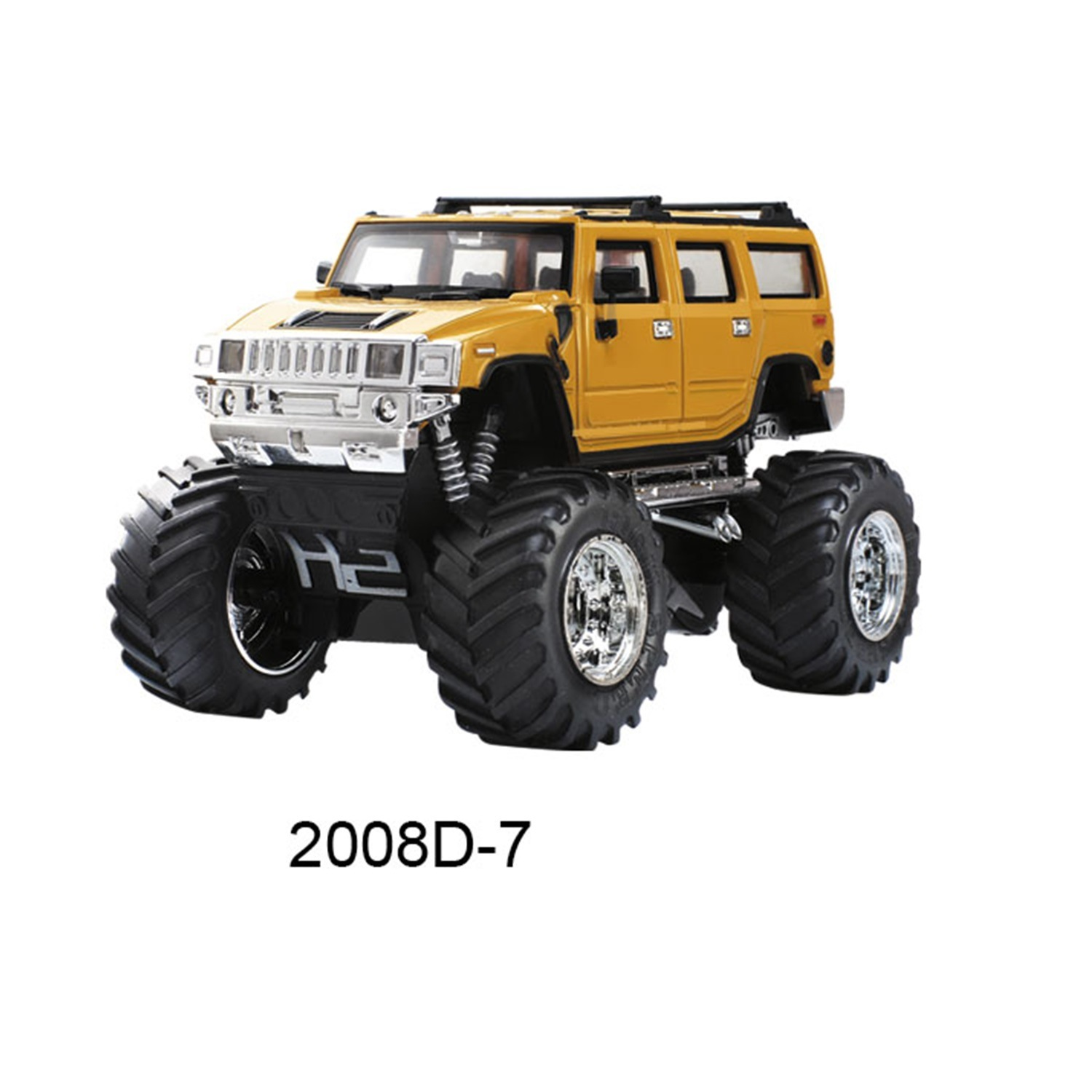 [Hot Item] 14/14 Mini Electric Small Hummer Model RC Car Toys | hummer small