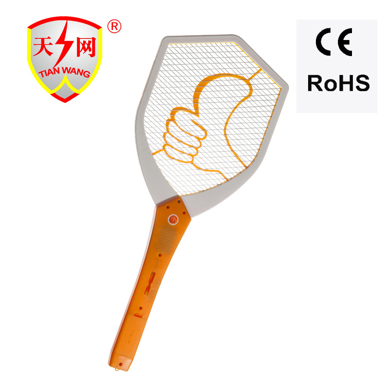 Best Battery Electric Mosquito Fly Racket with LED Light pictures & photos