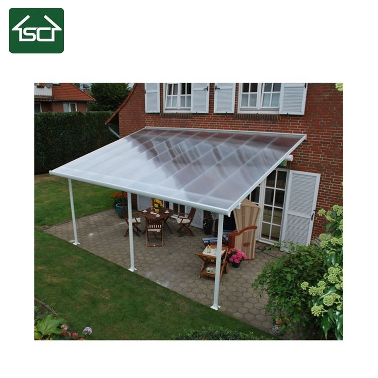 China Aluminum Hardware Pc Sheet Roof Used Awnings For Sale Balcony