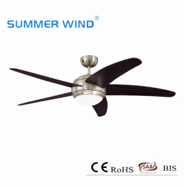 China Wooden Modern Ceiling Fan With Light Beautiful Dc Ac 5 Blades Ceiling Fan Light China Ceiling Fan With Light Wooden Blades